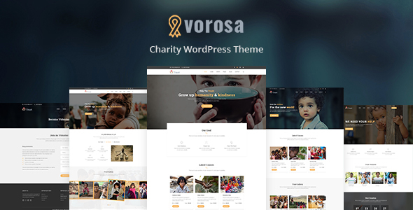 Vorosa Preview Wordpress Theme - Rating, Reviews, Preview, Demo & Download