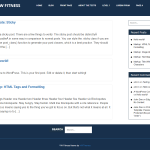 VW Fitness