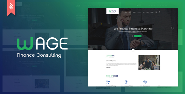 Wage Preview Wordpress Theme - Rating, Reviews, Preview, Demo & Download