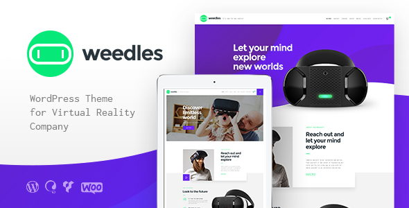 Weedles Preview Wordpress Theme - Rating, Reviews, Preview, Demo & Download