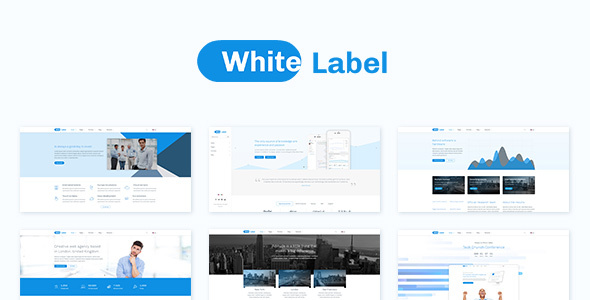 White Label Preview Wordpress Theme - Rating, Reviews, Preview, Demo & Download