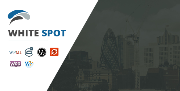 WhiteSpot Preview Wordpress Theme - Rating, Reviews, Preview, Demo & Download