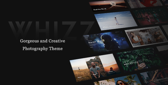 Whizz Preview Wordpress Theme - Rating, Reviews, Preview, Demo & Download