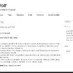 Wolf Starter