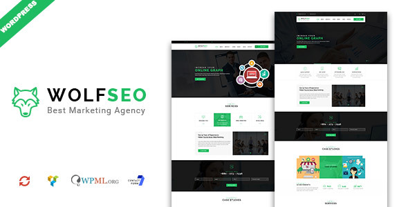 WOLFSEO Preview Wordpress Theme - Rating, Reviews, Preview, Demo & Download