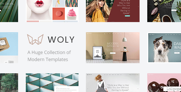 Woly Preview Wordpress Theme - Rating, Reviews, Preview, Demo & Download