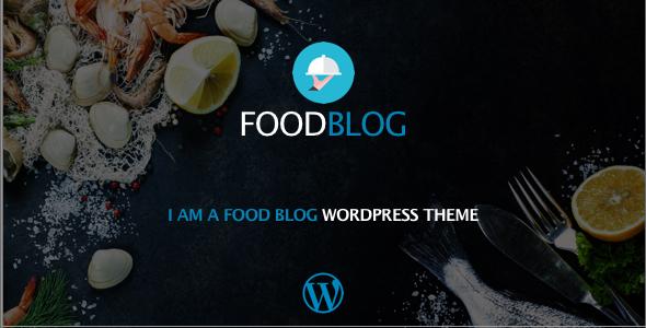 WordPress Food Preview Wordpress Theme - Rating, Reviews, Preview, Demo & Download