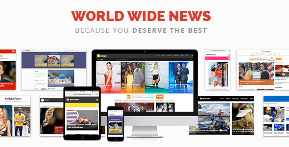 World Wide Preview Wordpress Theme - Rating, Reviews, Preview, Demo & Download