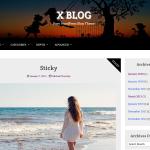 X Blog