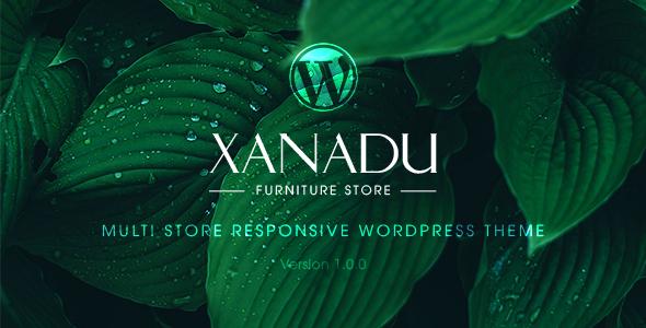 Xanadu Preview Wordpress Theme - Rating, Reviews, Preview, Demo & Download