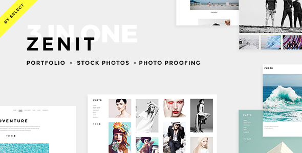 Zenit Preview Wordpress Theme - Rating, Reviews, Preview, Demo & Download