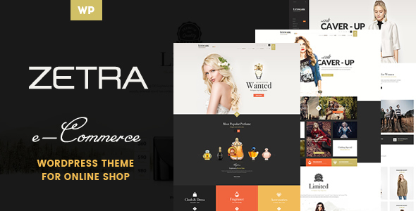 Zetra Preview Wordpress Theme - Rating, Reviews, Preview, Demo & Download