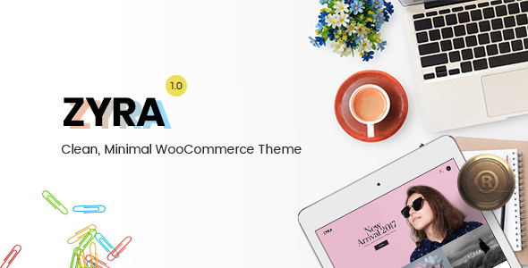 Zyra Preview Wordpress Theme - Rating, Reviews, Preview, Demo & Download