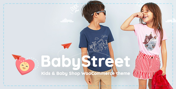 BabyStreet Preview Wordpress Theme - Rating, Reviews, Preview, Demo & Download