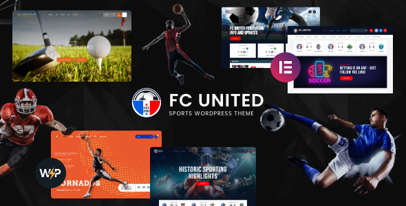 FC United Preview Wordpress Theme - Rating, Reviews, Preview, Demo & Download