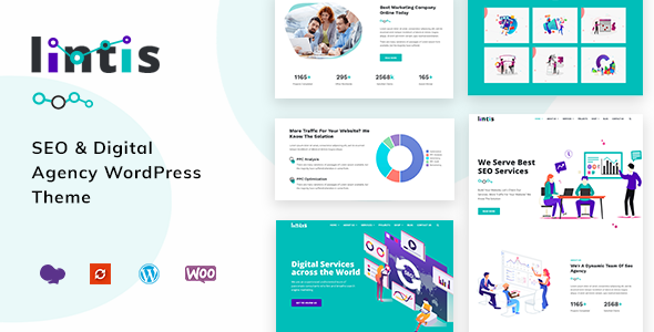 Lintis Preview Wordpress Theme - Rating, Reviews, Preview, Demo & Download