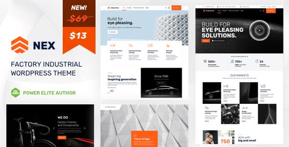 Nex Preview Wordpress Theme - Rating, Reviews, Preview, Demo & Download