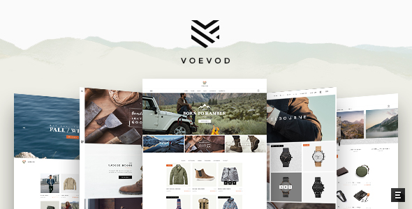 Voevod Preview Wordpress Theme - Rating, Reviews, Preview, Demo & Download